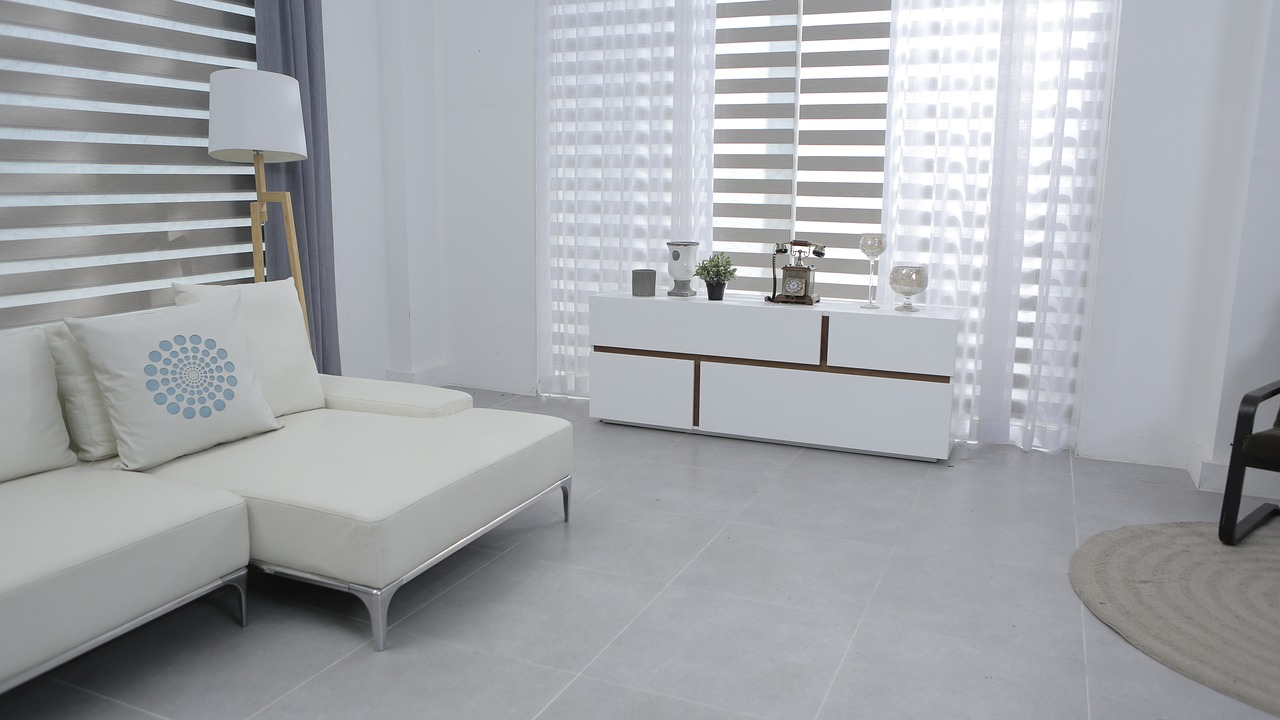 Aménagez votre intérieur avec une décoration monochrome